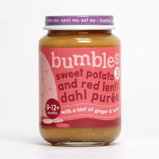 bumbles sweet potato dahl